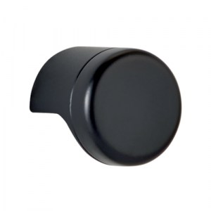 Bouton de meuble noir POINT