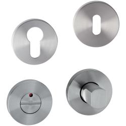 Rosaces rondes standard pour poignée OUTLINE, LOFT et LINK