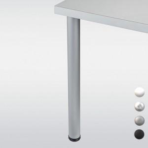 Pied de table rond hauteur 870 mm, diamètre 60 mm
