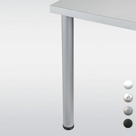Pied de table rond hauteur 870 mm