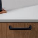 Poignée de meuble en fonte PAGODA de FURNIPART