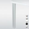 Pied de table carré Joey 6cm