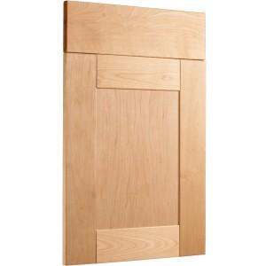 Porte pour meuble de cuisine - Porte de cuisine en bois brut ...