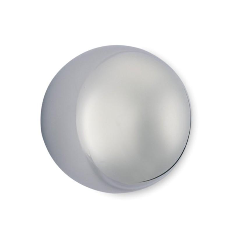 bouton de meuble forme boule chrom globe. Black Bedroom Furniture Sets. Home Design Ideas