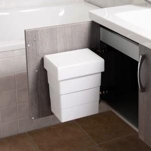 Poubelle de salle de bain 7 litres