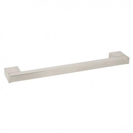 Poignée de meuble inox forme carré