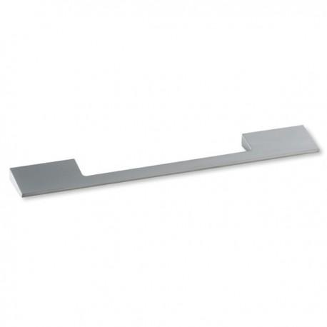 Poignée de meuble look aluminium Design