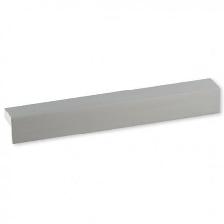 Poignée de meuble aluminium Quadra