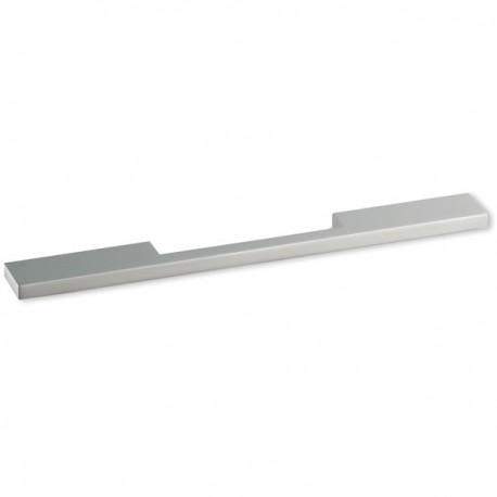 Poignée de meuble aluminium symétrique