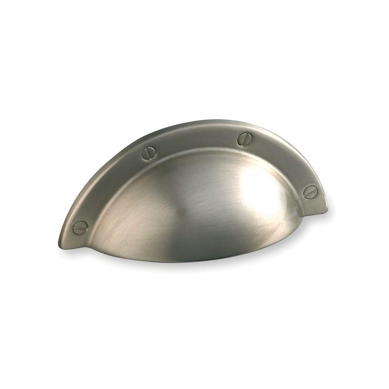 Poignee meuble cuisine inox promotions quincaillerie for Meuble inox cuisine
