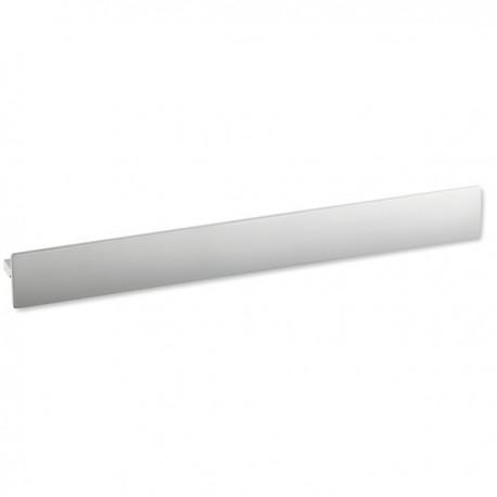 Poignée de meuble cuisine look aluminium Prisma