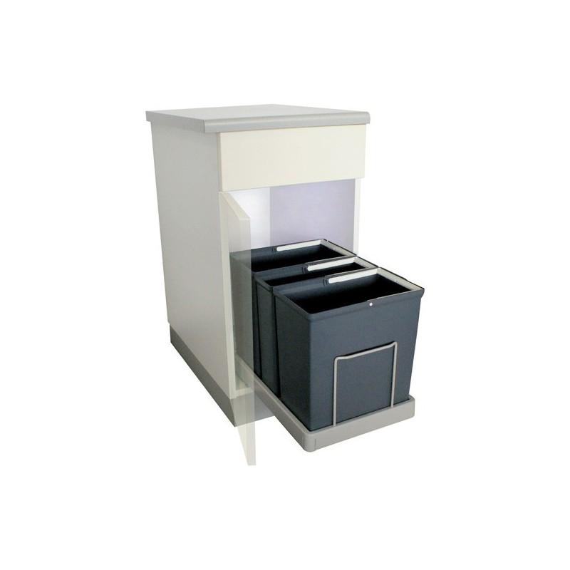 poubelle cuisine coulissante ikea affordable poubelle coulissante cuisine ikea mur surprenant. Black Bedroom Furniture Sets. Home Design Ideas