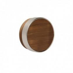 bouton bois radio noyer. Black Bedroom Furniture Sets. Home Design Ideas