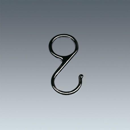Crochet pour tube diamètre 16mm