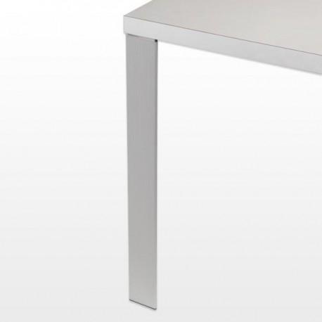 Pied de table alu TRIANGOLO, hauteur : 700 mm