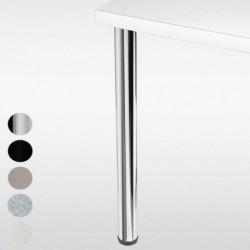 Pied de table rond hauteur 710 mm ø 60