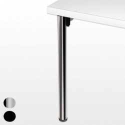 Pied de table repliable hauteur : 700 mm