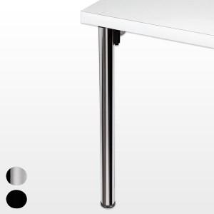 Pied de table repliable hauteur : 700 mm