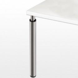 Pied de table réglable