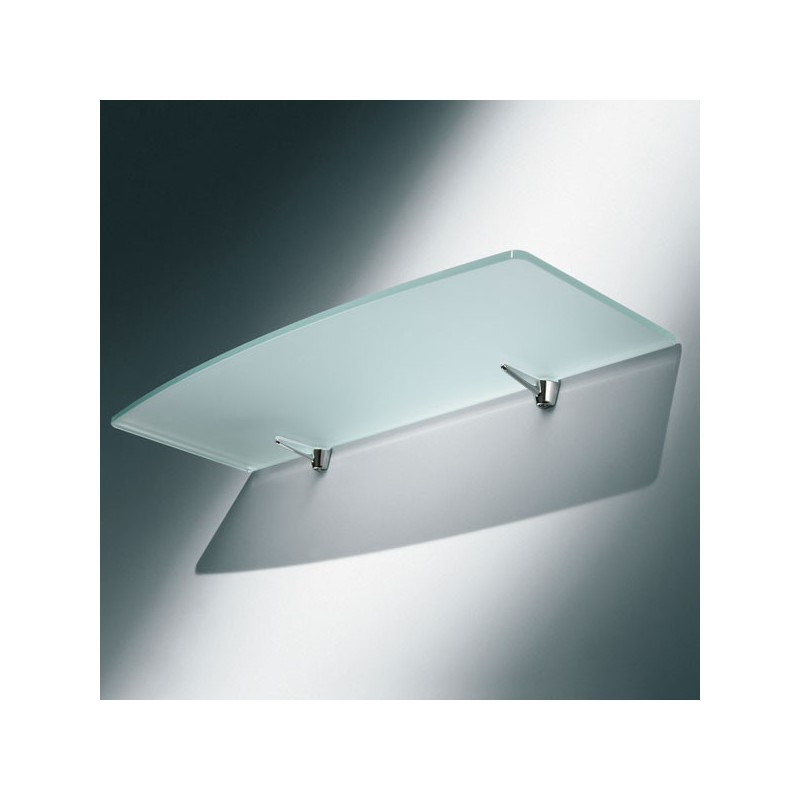 Support tag re verre for Etagere verre