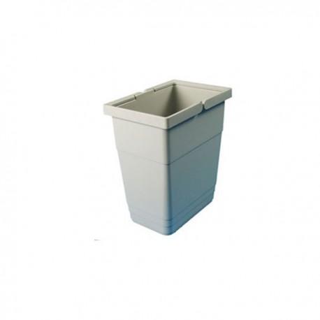 Bac poubelle 6 litres