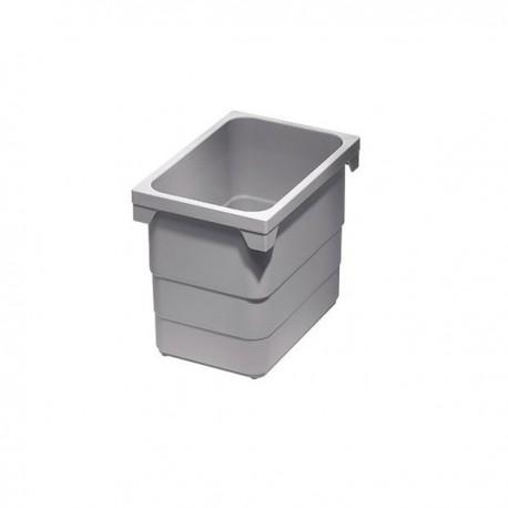 Bac poubelle 4,2 litres
