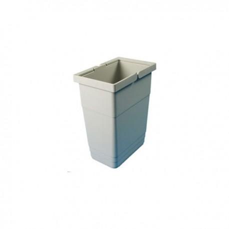 Bac poubelle 5,5 litres