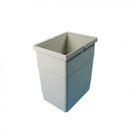 Bac poubelle 13 litres