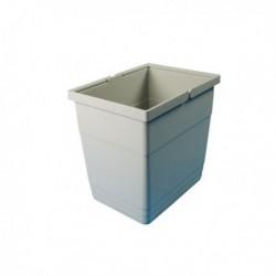 Bac poubelle 17 litres