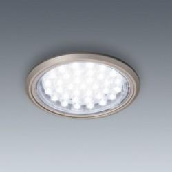 Kit 1 Spot LED à encastrer Ø58mm 230V