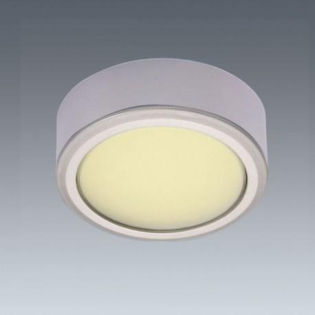 Kit 1 Spot LED 78 mm en applique