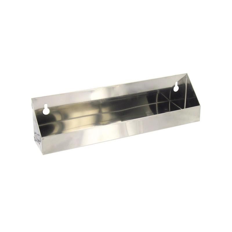 Bac de contre fa ade inox for Panneaux muraux inox