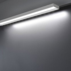 Reglette LED Luminella avec interrupteur