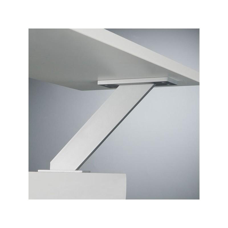 console de snack aluminium austin sur lev e i love details. Black Bedroom Furniture Sets. Home Design Ideas