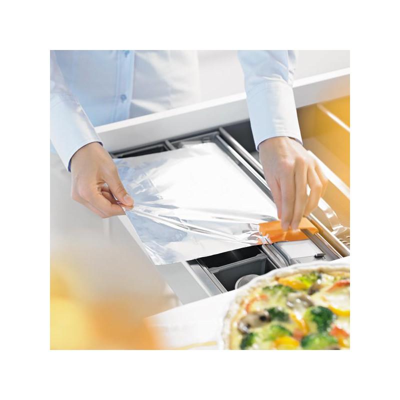 D rouleur papier aluminium orgaline - Derouleur papier alu ...