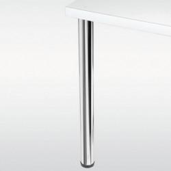 Pied de table rond Ø 60 mm - hauteur 870 mm