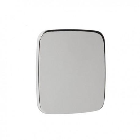 Bouton de meuble chromé Button