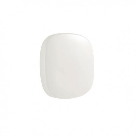 Bouton de meuble porcelaine Pebble