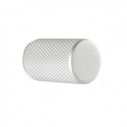 Bouton de meuble look aluminium FM