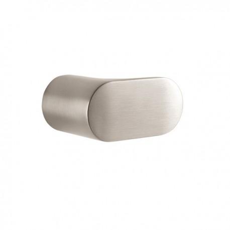 Poignée de meuble look inox Tap