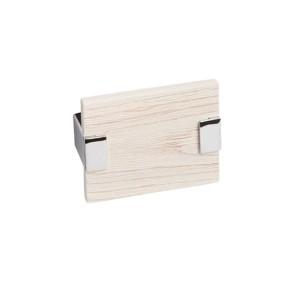 Poignée de meuble bois Bada ivoire