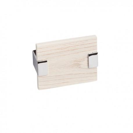 poign e de meuble bois bada ivoire. Black Bedroom Furniture Sets. Home Design Ideas