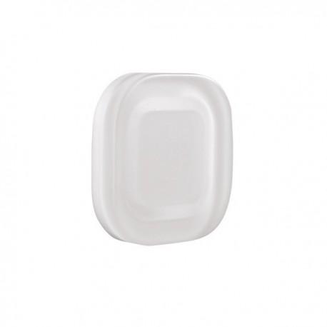 Bouton de meuble Monza blanc