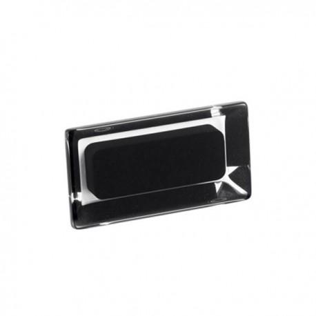 Poignée de meuble fantaisie core noir