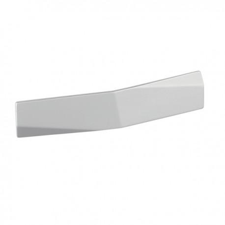 Poignée de meuble look aluminium Edron
