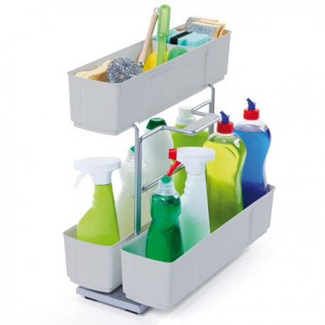 Porte-accessoires coulissant Cleaning Agent