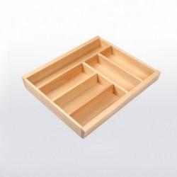 Range-couverts bois pour tiroir de 500 mm de large