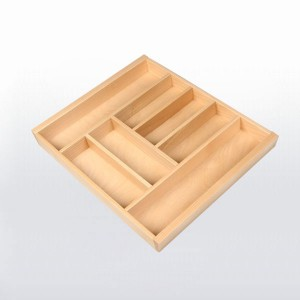 Range-couverts bois pour tiroir de 600 mm de large