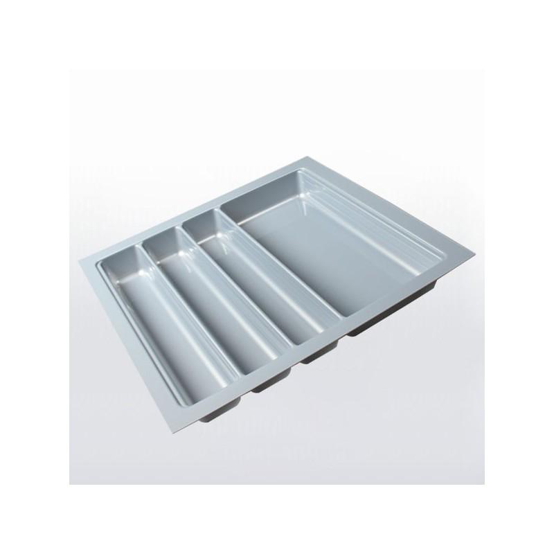Range couverts modulable 500 am nagement tiroir for Rangement couverts tiroir cuisine