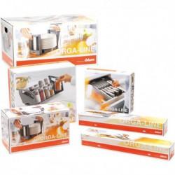 Pack 7 accessoires rangement tiroir